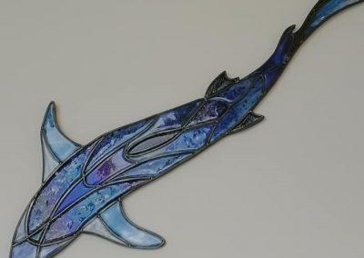 blue shark,