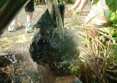 raku water splash